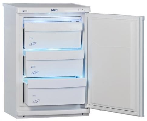 Морозильная камера Pozis Свияга 109-2 белый морозильный шкаф pozis свияга 109 2 rubin