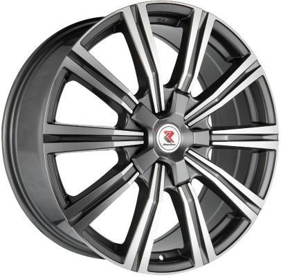 Диск RepliKey Lexus LX570 RK6895 8.5xR21 5x150 мм ET45 DGMF литой диск replica fr lx 98 8 5x20 5x150 d110 2 et54 gmf