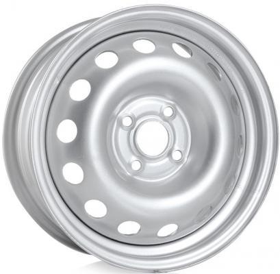Диск Magnetto [14012;14000] 5.5xR14 4x100 мм ET43 Silver dynavox et 100 silver 206396