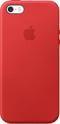 Купить Чехол Apple для Apple iPhone 5/5s красный MNYV2ZM/A