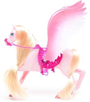 """Лошадь для куклы Shantou Gepai """"Bettina"""" 3 предмета с крыльями"""