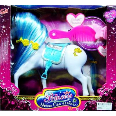 """Лошадь для куклы Shantou Gepai """"Princess"""" в ассортименте"""