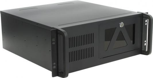 Серверный корпус 4U Exegate 4U4017S Без БП чёрный EX244499RUS