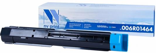Картридж NV-Print 006R01464 для для Xerox WC 7120/7125/7220/7225 15000стр Голубой