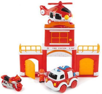 Паркинг Пожарная станция Shantou Gepai 777-9B