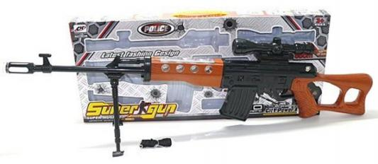 Автомат Shantou Gepai Super Gun - Автомат коричневый