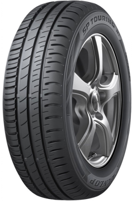 Шина Dunlop SP TOURING R1 185 /60 R14 82T зимняя шина cordiant snow cross pw 2 185 60 r14 82t