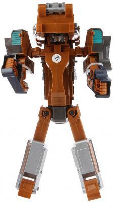 Робот-бластер Shantou Gepai 61253 коричневый серый зеленый 6927810612534