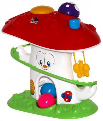 Развивающая игрушка ПОЛЕСЬЕ Забавный гриб 47892 развивающая игрушка play smart забавный краб разноцветный