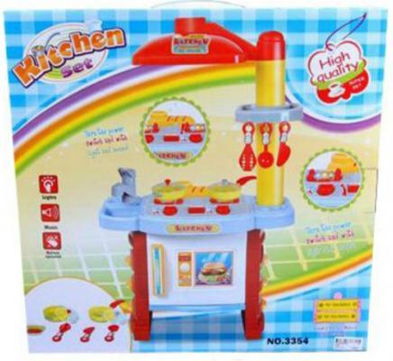 Игровой набор Shantou Gepai с набором посуды