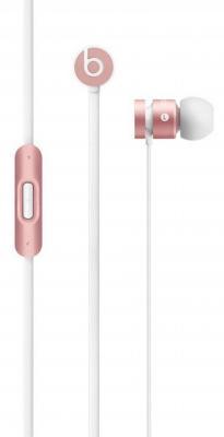 Наушники Apple urBeats 2 In-Ear розовое золото MLLH2ZE/B