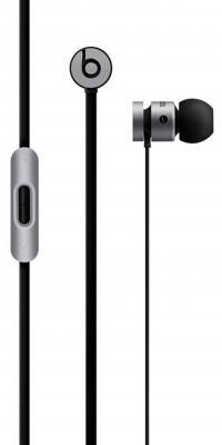 Наушники Apple urBeats 2 In-Ear серый  MK9W2ZE/B