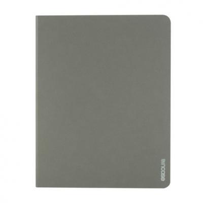Чехол-книжка Incase Book Jacket Slim INPD20091-CHR для iPad Pro 9.7 серый
