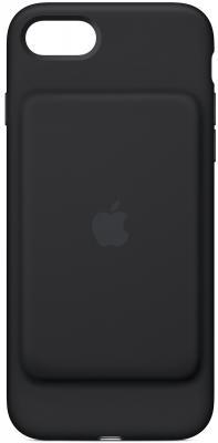 Чехол-аккумулятор Apple Smart Battery Case для iPhone 7 чёрный MN002ZM/A