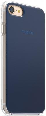Накладка Mophie Base Case для iPhone 7 Plus синий baseus meteorite case wiapiph7p yu0g накладка для iphone 7 plus grey