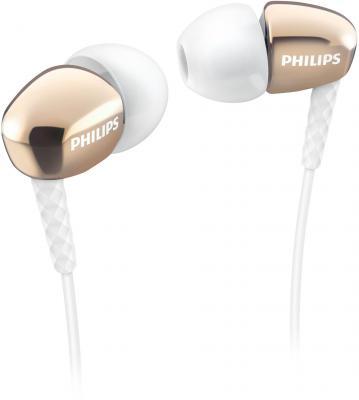 Наушники Philips SHE3900GD/00 наушники philips she1350 black