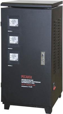все цены на Стабилизатор напряжения Ресанта АСН-15000/3-ЭМ