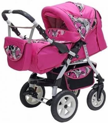 Прогулочная коляска Teddy BartPlast Etude PKLO (04/розовый)