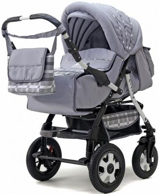 Коляска прогулочная Teddy BartPlast Diana 2016 PKLO (DD16/серый) прогулочная коляска teddy bartplast etude pklo 07 коричневый