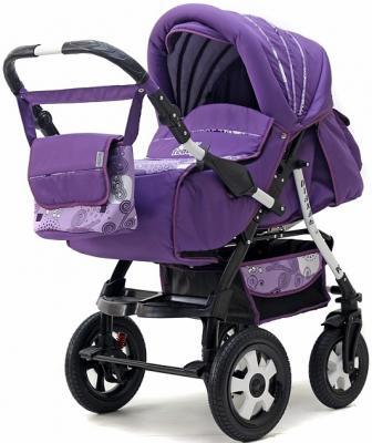 Коляска прогулочная Teddy BartPlast Diana 2016 PKLO (DD01/фиолетовый) прогулочная коляска teddy bartplast etude pklo 07 коричневый