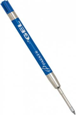 Стержень гелевый Parker Quink GEL Z05 синий 1950346 стержень гелевый parker quink gel z05 1950344 m черный чернила для ручек шариковых блистер