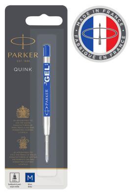 Стержень гелевый Parker Quink GEL Z05 синий 1950346 auo 12303 z05
