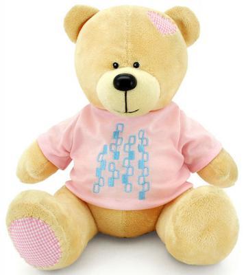 Купить Мягкая игрушка медведь ORANGE Топтыжкин плюш текстиль желтый 50 см, плюш, текстиль, Животные