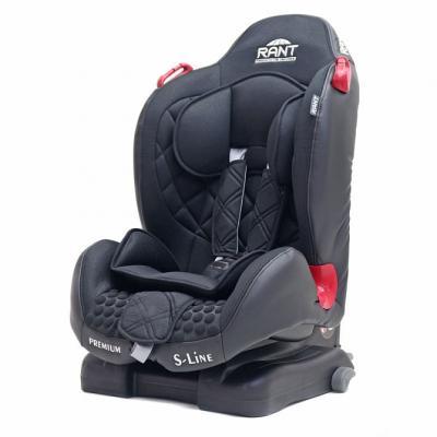 Автокресло Rant Premium Isofix (black)