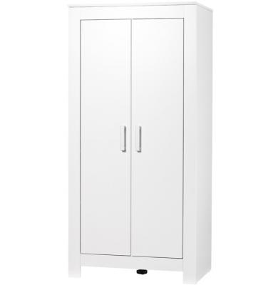 Шкаф двухстворчатый Geuther Marlene (белый/серый)