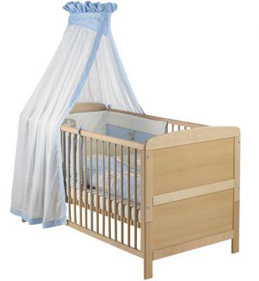 Кроватка-трансформер Geuther Pascal (натуральный-белый) кроватка geuther кроватка колыбель geuther aladin натуральный
