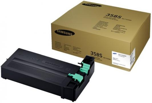 Картридж Samsung MLT-D358S для SL-M5370LX черный 100% new original rm1 2963 rm1 2963 000 rm1 2963 000cn laserjet m712 m725 m5025 m5035 fuser drive assembly printer parts