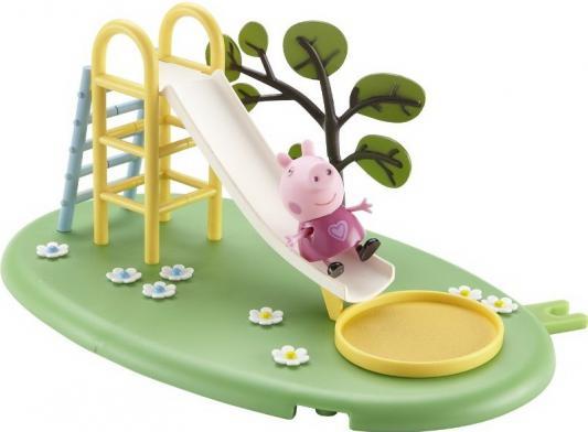Игровой набор Peppa Pig Игровая площадка: Горка Пеппы