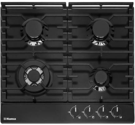 Варочная панель газовая Hansa BHGS61139 черный цена
