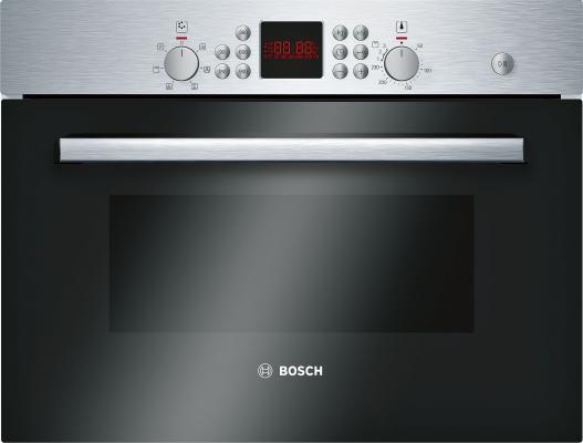 СВЧ Bosch HBC84H501 900 Вт серебристый