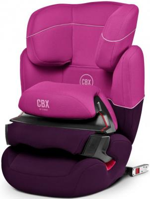 Автокресло CBX by Cybex Aura-Fix (pure rain) автокресло cybex free fix pure black