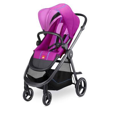 Прогулочная коляска GB Beli Air 4 (posh pink) коляска gb коляска прогулочная beli air 4 posh pink