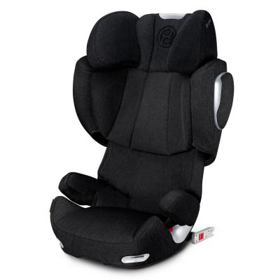 Автокресло Cybex Solution Q3-Fix Plus (stardust black) keneksi flash black