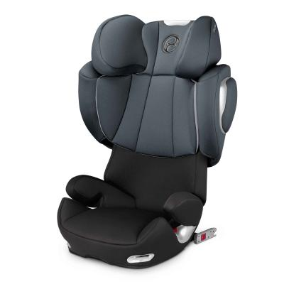 Автокресло Cybex Solution Q3-Fix (raphite black) автокресло cybex solution q3 fix plus manhattan grey