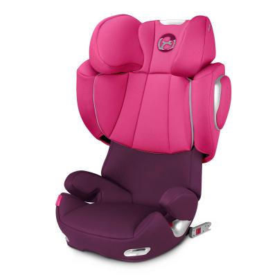 Автокресло Cybex Solution Q3-Fix (mystic pink) cybex solution q2 fix plus princess pink