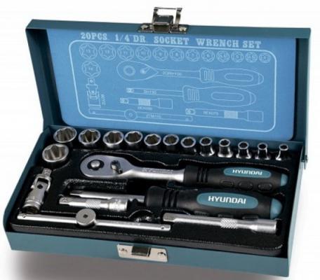 Набор инструментов Hyundai K 20 20шт