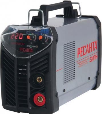 Аппарат сварочный Ресанта САИ 220 ПН 65/20 инверторный сварочный полуавтомат ресанта саипа135