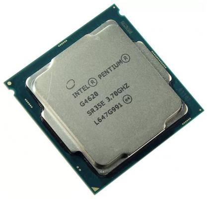 Процессор Intel Pentium G4620 3.7GHz 3Mb Socket 1151 OEM asus z170 pro soc 1151 intel