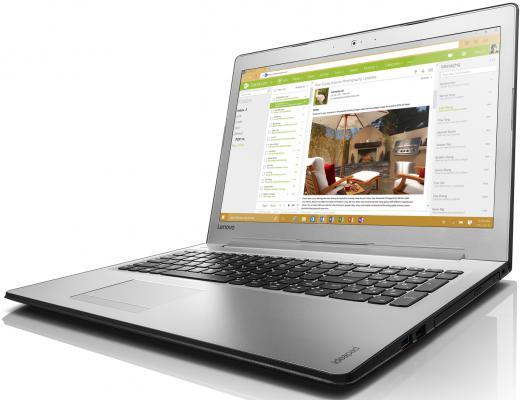 """Ноутбук Lenovo IdeaPad V510-15IKB 15.6"""" 1920x1080 Intel Core i7-7500U 80WQ006VRK от 123.ru"""