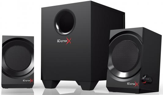 Колонки Creative Sound BlasterX Kratos S3 46Вт черный колонки creative inspire t6300 51mf4115aa000
