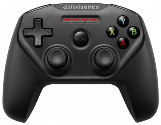 Геймпад Steelseries Nimbus белый Bluetooth 69074 геймпад nintendo switch pro controller