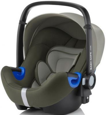 Автокресло Britax Romer Baby-Safe I-Size (olive green trendline)
