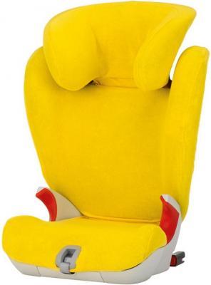 Летний чехол для автокресла Britax Romer Kidfix SL Sict (желтый) аксессуары для автокресел britax roemer летний чехол для автокресла kidfix ii xp