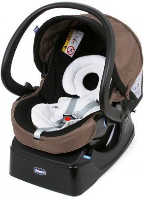 Автокресло Chicco Auto-Fix Fast Baby (beige)