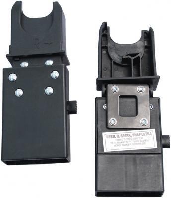 Адаптер для автокресла Maxi Cosi для колясок Valko Baby Rebel Q & Zee Spark & Snap 4 Ultra