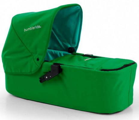 Люлька-переноска Carrycot для коляски Bumbleride Indie Twin (camp green)
